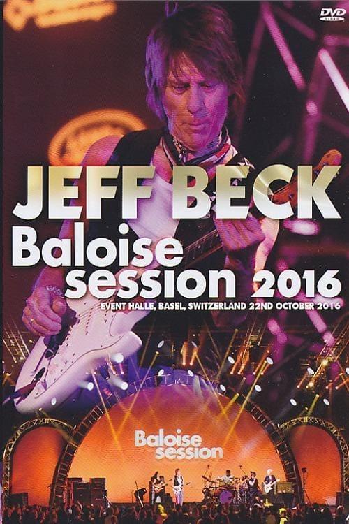 Jeff Beck : Baloise Session 2016
