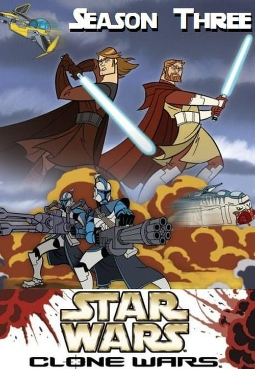 Star Wars: Clone Wars Season 3