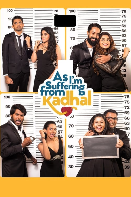 Watch As I'm Suffering From Kadhal (2017) in English Online Free   720p BrRip x264