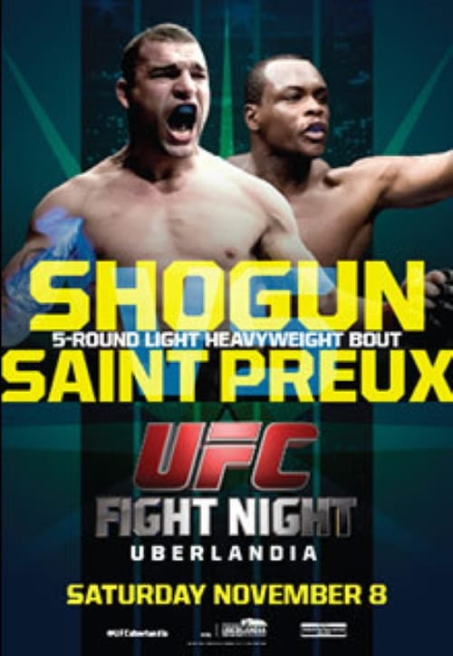 UFC Fight Night 56: Shogun vs. Saint Preux