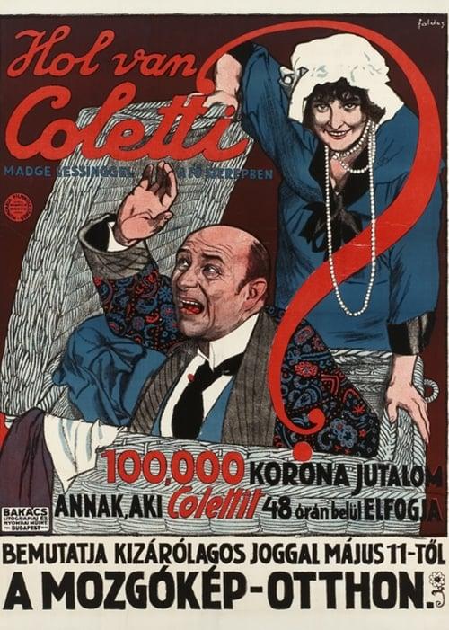 Where Is Coletti?