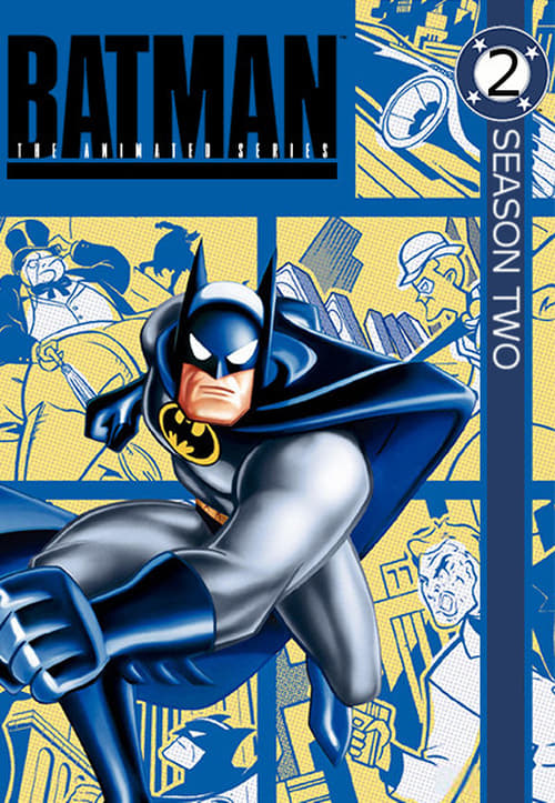 Watch Batman: The Animated Series Season 2 in English Online Free