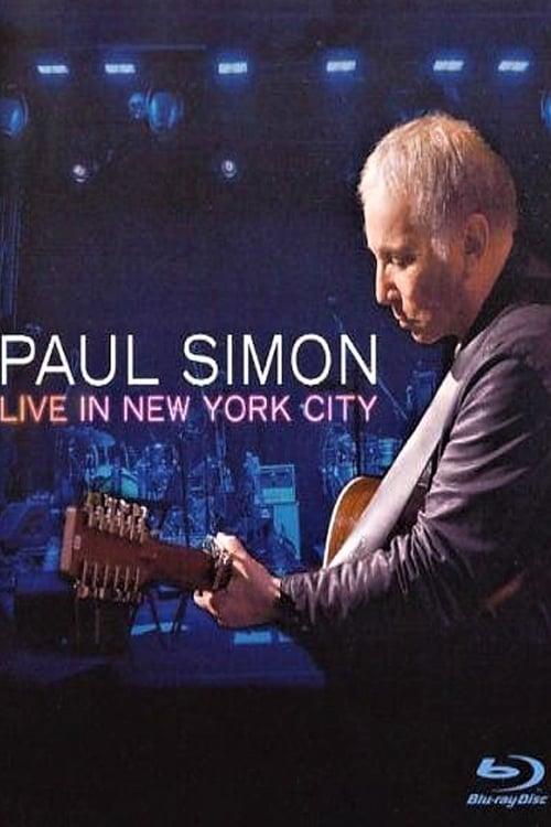 Paul Simon: Live in New York City
