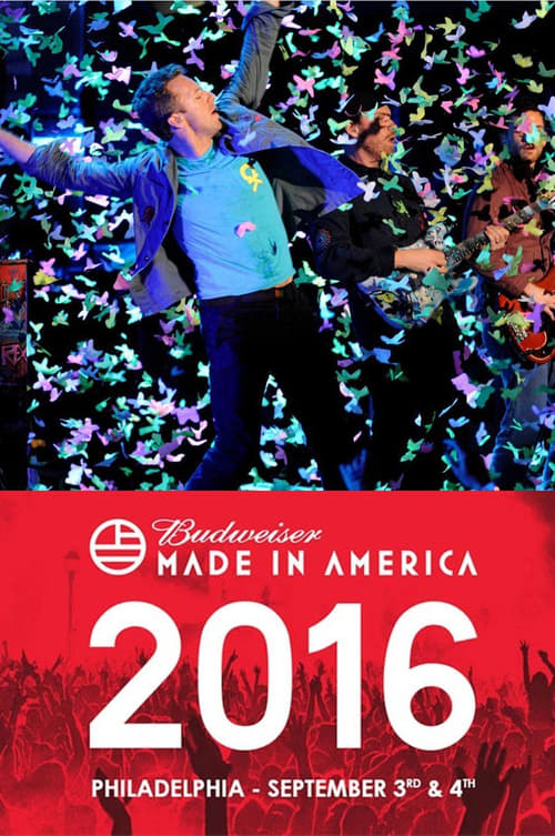 Coldplay - Budweiser Made in America Festival