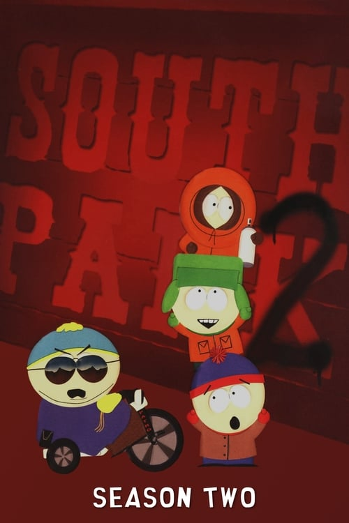 Watch South Park Season 2 in English Online Free