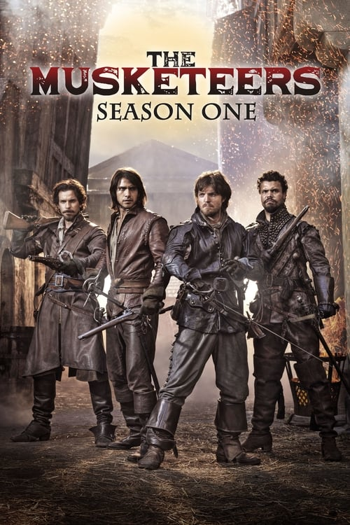 Watch The Musketeers Season 1 in English Online Free