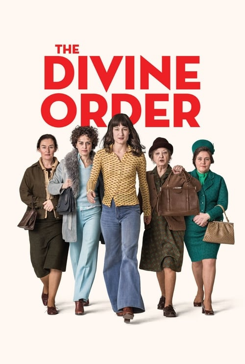 Largescale poster for The Divine Order