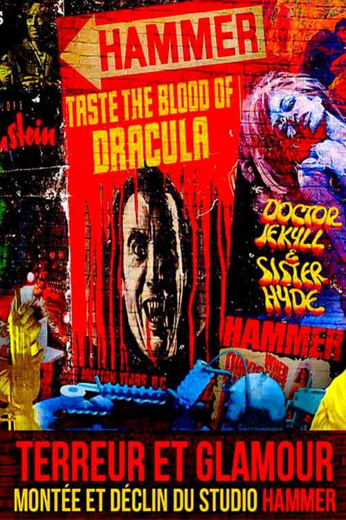 Dark Glamour: The Blood and Guts of Hammer Productions