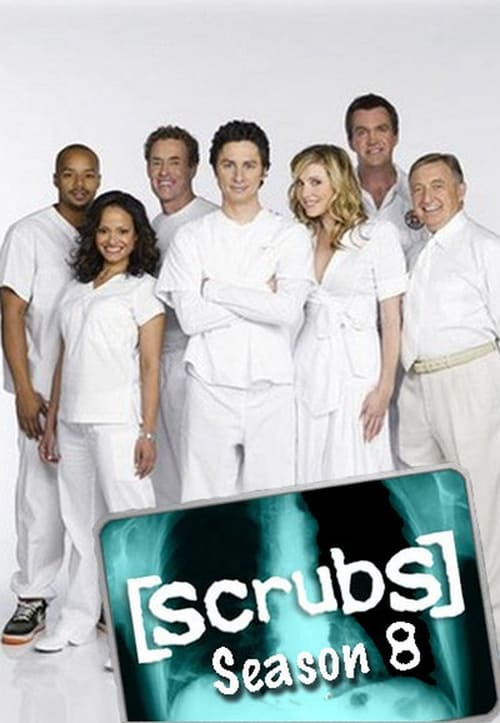 Watch Scrubs Season 8 in English Online Free