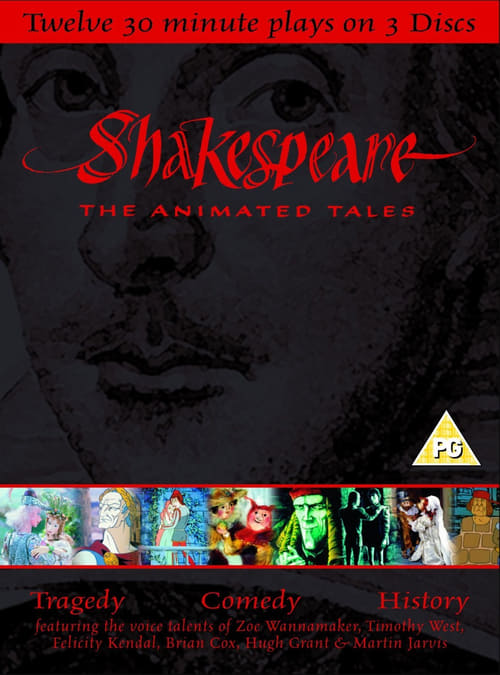 Shakespeare: The Animated Tales