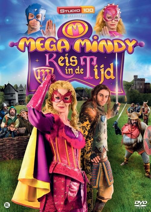 Mega Mindy Reis in de Tijd