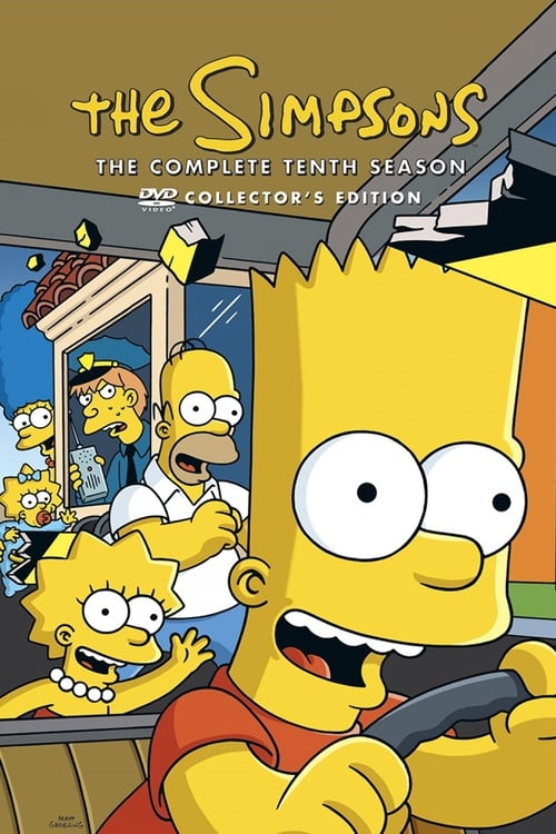 Watch The Simpsons Season 10 in English Online Free