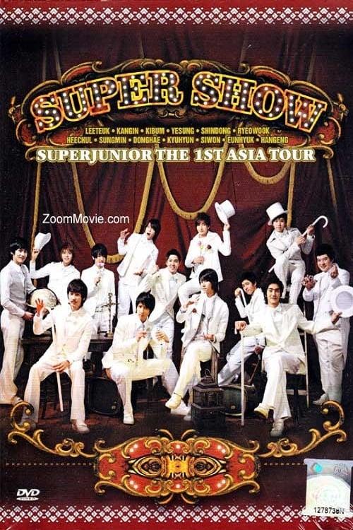 Super Junior World Tour - Super Show