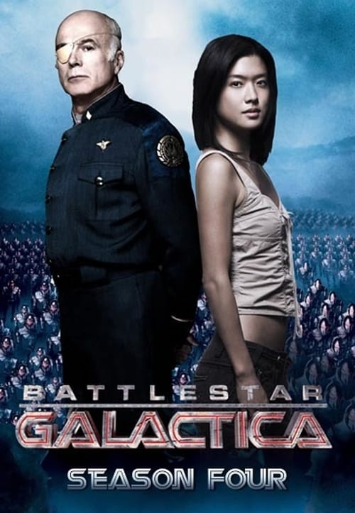 Watch Battlestar Galactica Season 4 in English Online Free