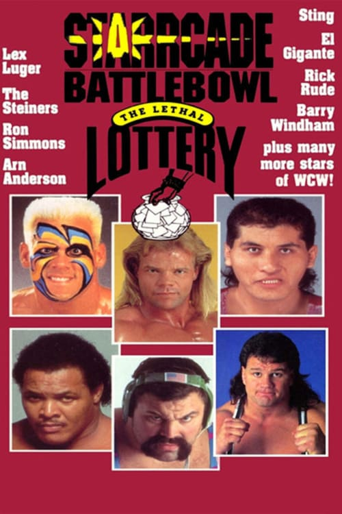 WCW Starrcade 1991