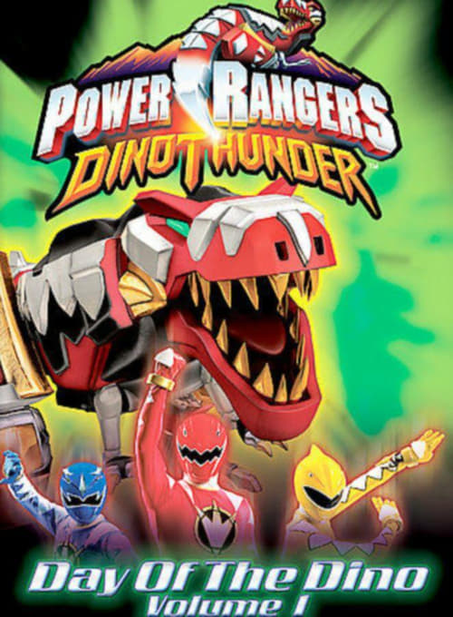 Power Rangers Dino Thunder: Day of the Dino