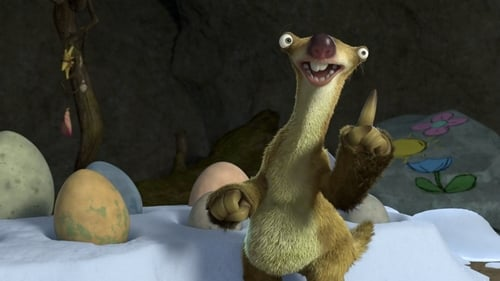 Ice Age: The Great Egg-Scapade Poster