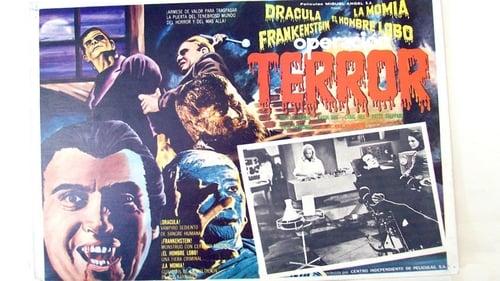 Dracula versus Frankenstein Poster