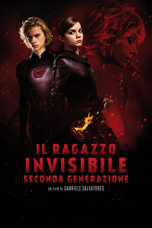 The Invisible Boy: Second Generation