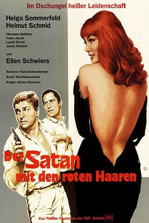 Der Satan mit den roten Haaren