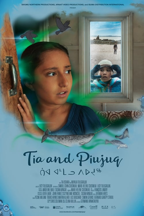 Tia and Piujuq