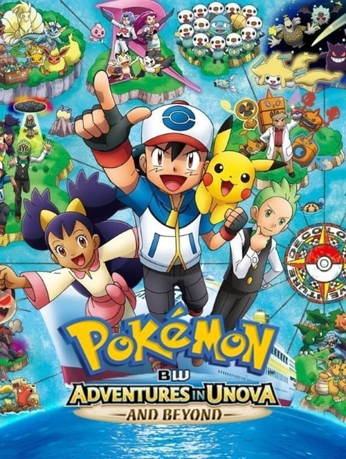 Watch Pokémon Season 16 in English Online Free