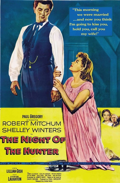The Night of the Hunter (1955)