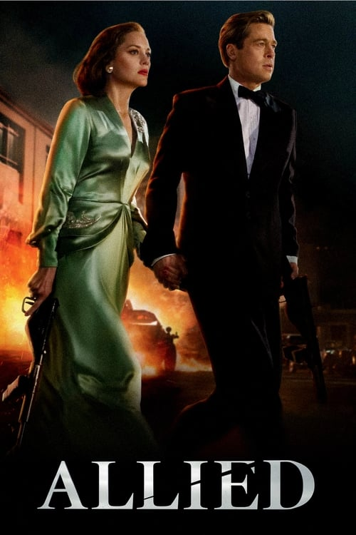 Watch Allied (2016) in English Online Free