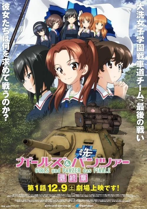 Girls und Panzer das Finale: Part I