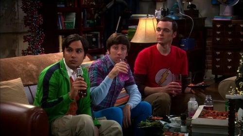 Watch The Big Bang Theory S5E1 in English Online Free | HD