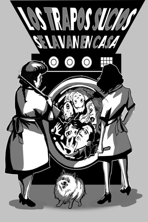 Don't Air Your Dirty Laundry In Public