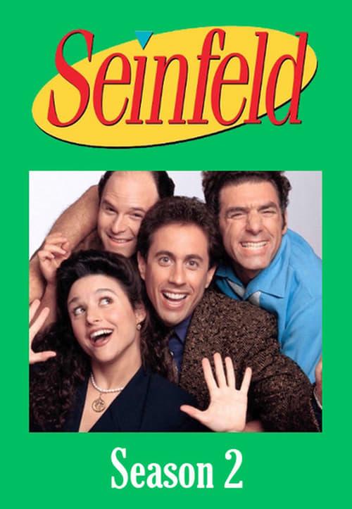 Watch Seinfeld Season 2 in English Online Free
