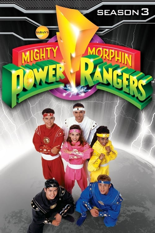 Watch Power Rangers Season 3 in English Online Free