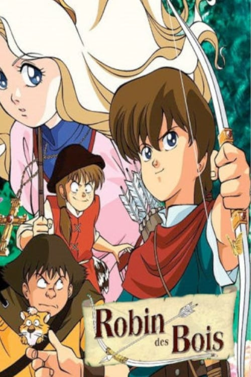 Robin Hood's Big Adventure