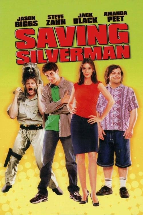 Saving Silverman poster