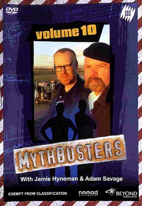 Watch MythBusters Season 10 in English Online Free
