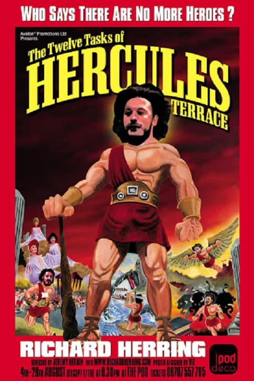 Richard Herring: The Twelve Tasks Of Hercules Terrace