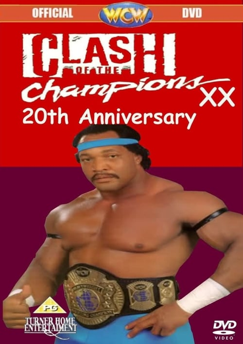 WCW Clash of The Champions XX: 20th Anniversary