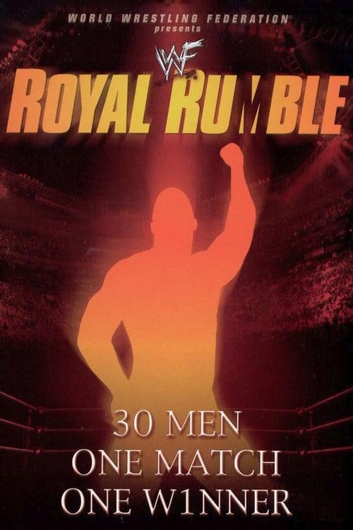 WWE Royal Rumble 2002