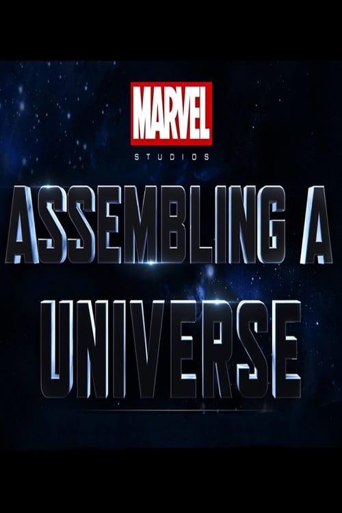 Marvel Studios: Building a Cinematic Universe poster