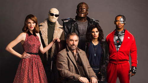 Doom Patrol Season 1 Episode 3 : Puppet Patrol