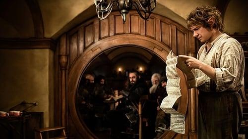 J.R.R. Tolkien's The Hobbit Poster
