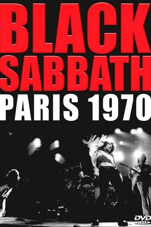 Black Sabbath: Paris 1970