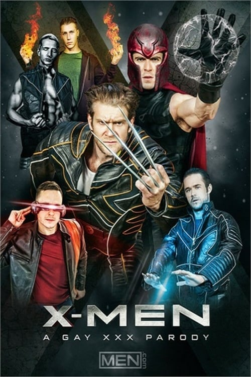 X-Men : A Gay XXX Parody
