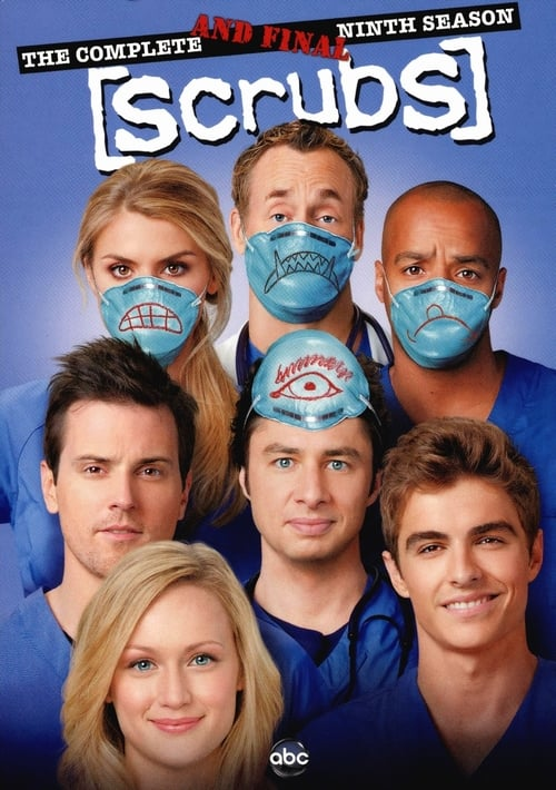 Watch Scrubs Season 9 in English Online Free