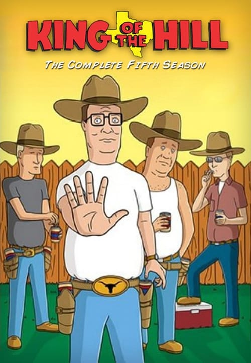 Watch King of the Hill Season 5 in English Online Free
