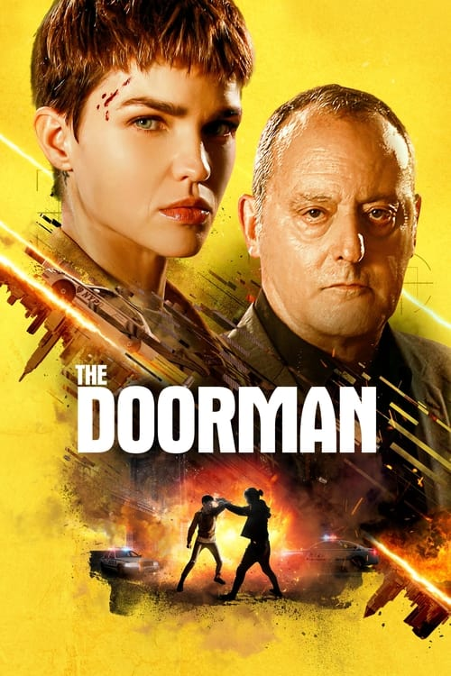 Image The Doorman HD Online Completa Español Latino