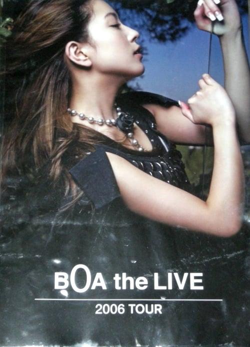 BoA - The Live 2006