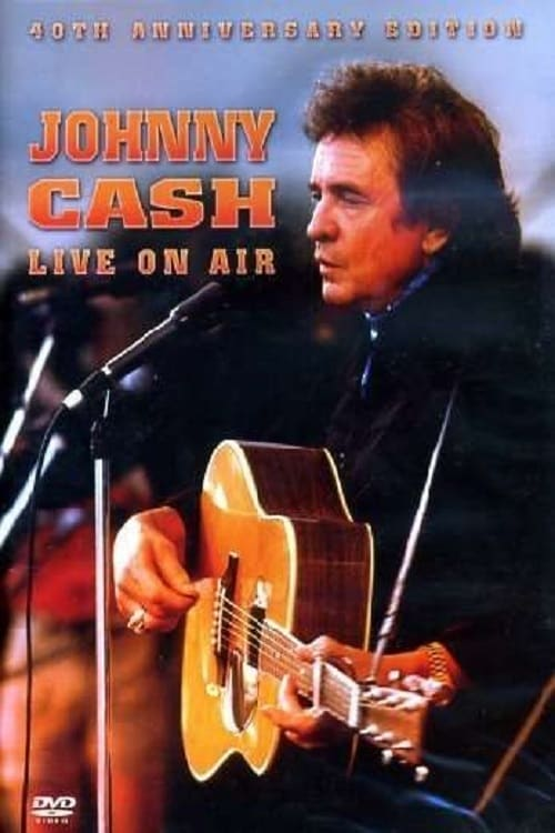 Johnny Cash - Live On Air