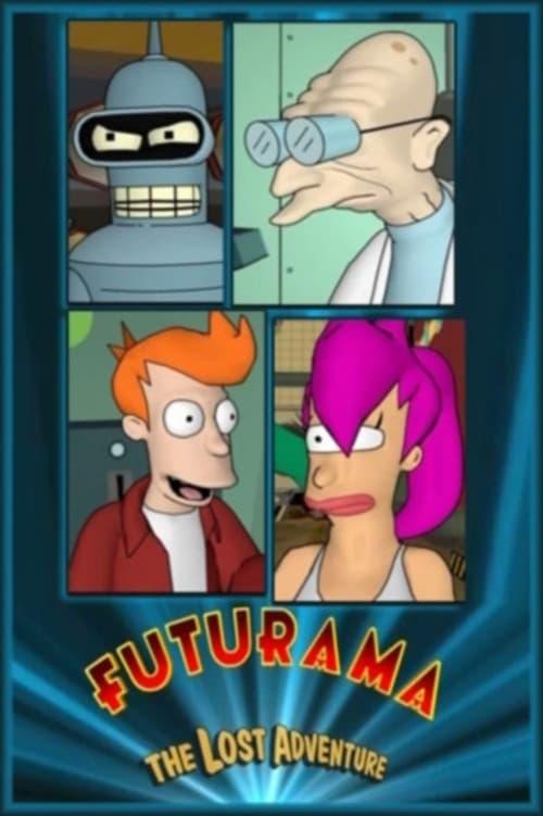 Futurama: The Lost Adventure